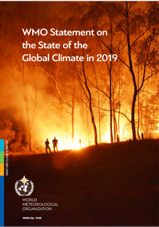 WMO Statement on the State of the Global Climate in 2019