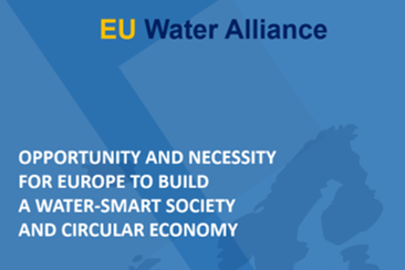 WATER CHALLENGES IMPACT THE WHOLE EUROPEAN SOCIETY