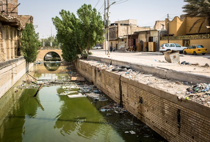 Water Insecurity in Southern Iraq Presents Problems for Mahdi