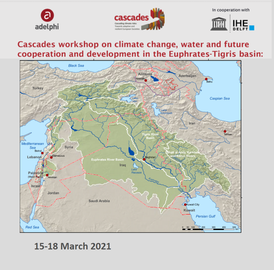 Roundtable on hydro_diplomacy in the Euphrates_Tigris basin – pressing challenges made achievements and ways forward