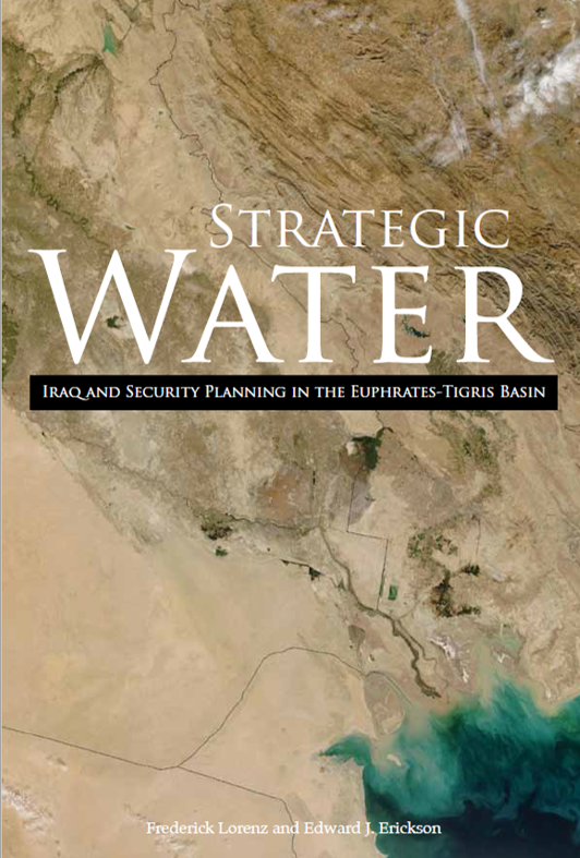 Strategic Water Iraq and Security Planning in the Euphrates_Tigris Basin
