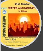 International Webinar  on Water and Sanitation in Cities. 6 May 2021