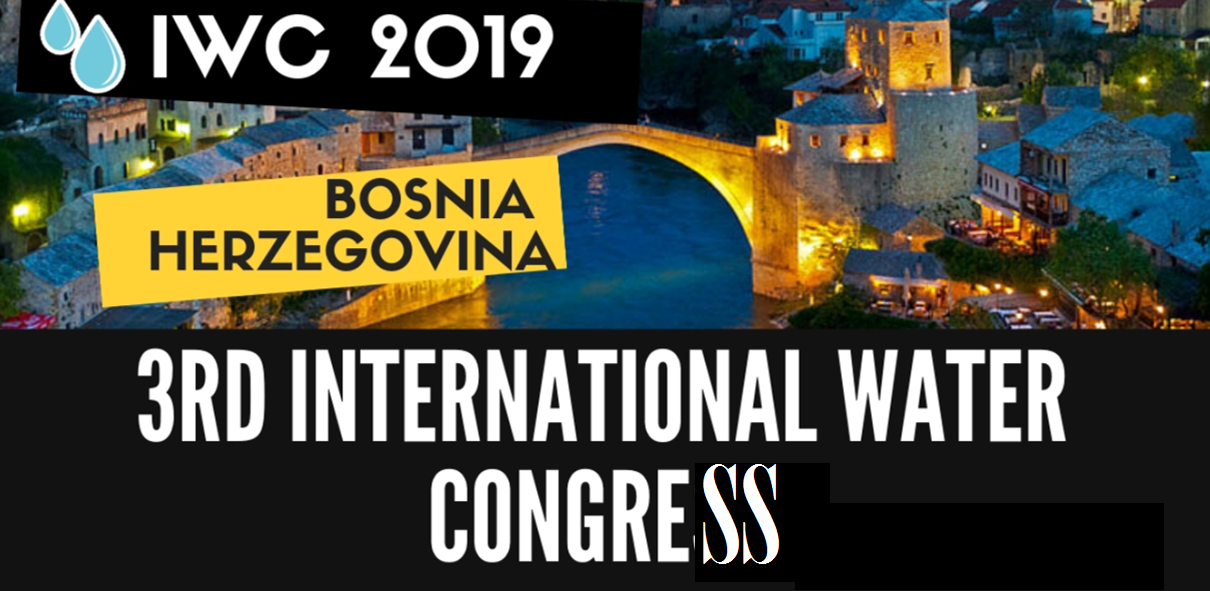 3rd International Water Congress (IWC 2019)